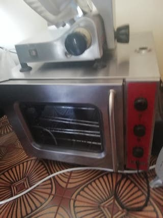 horno industrial para pizza y pan