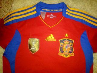 Camiseta original de la selección Española