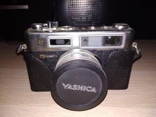 Cámara Vintage Yashica electro 35