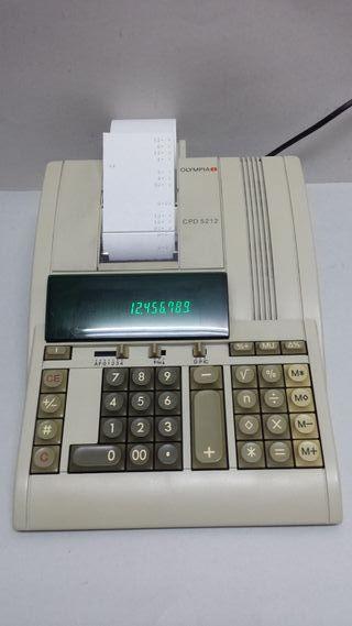Calculadora Olympia CPD 5212