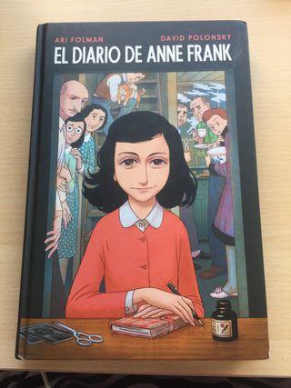 El diario de Anne Frank - Novela gráfica