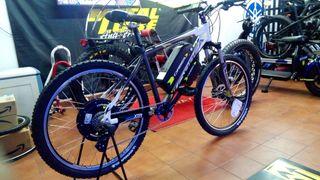 Bicicleta electrica mtb