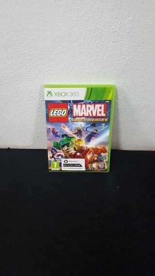 Juego Lego Marvel Super Heroes X360