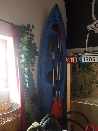 kayak singular