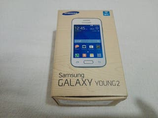 Samsung Galaxy Young 2 - Teléfono móvil
