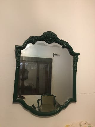 Espejo Retro