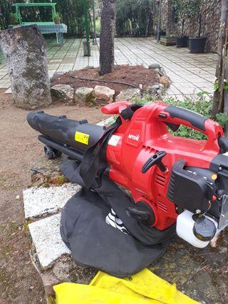 soplador aspirador y triturador nuevo