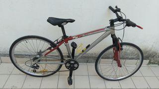 bicicleta unixes aluminio 26 pul.