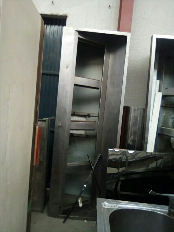 campana industrial 2 metros