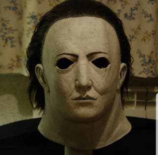 Michael Myers Halloween 5 máscara.