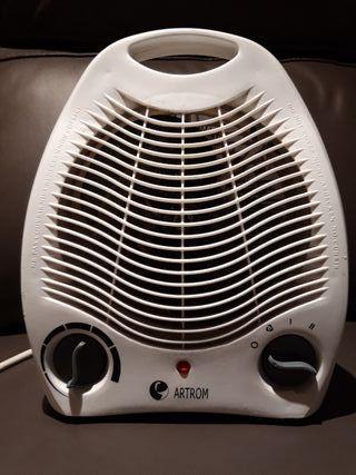 calefactor - ventilador
