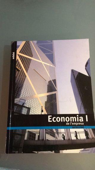 Libro Economia 1 Bachillerato