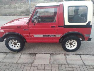 Suzuki Samurai 1986