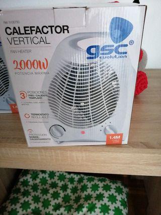 calefactor tengo 2, 10€ cada uno