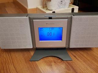 Reproductor CDs y radio - Tactil