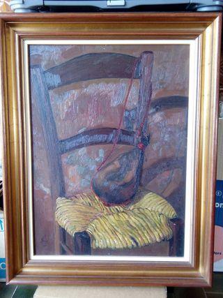 óleo sobre lienzo de Rody