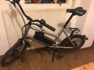 Bici orbea semi nueva