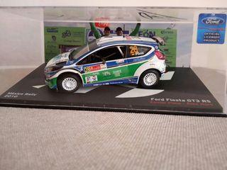 Ford Fiesta S2000 firmado Xebi Pons