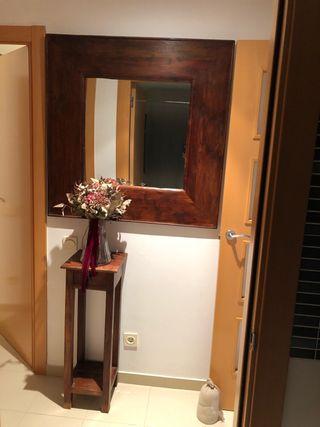 Espejo + mueble