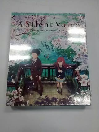 A Silent Voice Edicion Coleccionista Blu-ray