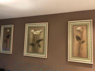 Tres cuadros de calidad