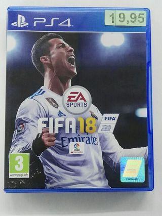 Fifa 18 ( Ps4)