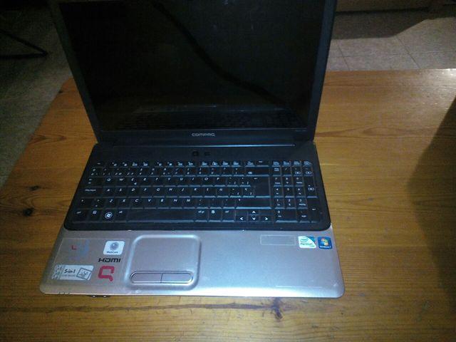 Ordenador portátil Compaq