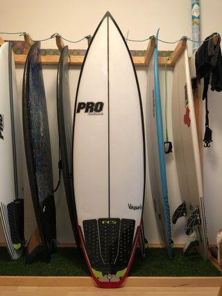 Tabla de Surf Black Edition
