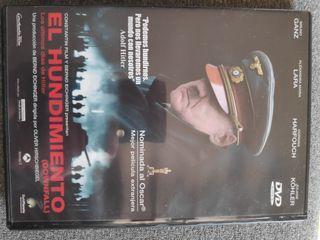 El hundimiento dvd