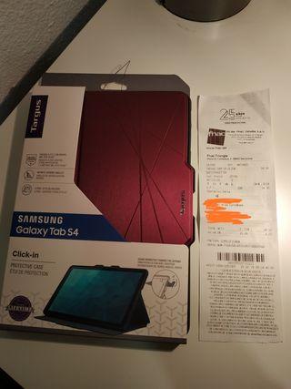 FUNDA Nueva samsung galaxy tab S4 para tablet