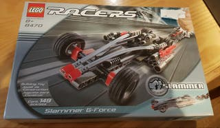 LEGO RACERS SLAMMER G-FORCE