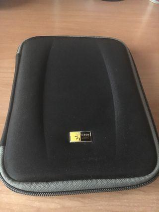 Funda rígida de tablet o ebook