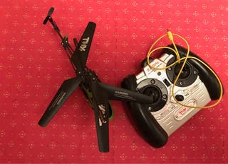 Helicóptero dirigido