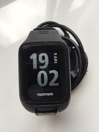 TomTom runner 3 cardio-music