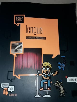 libro lengua 2 eso