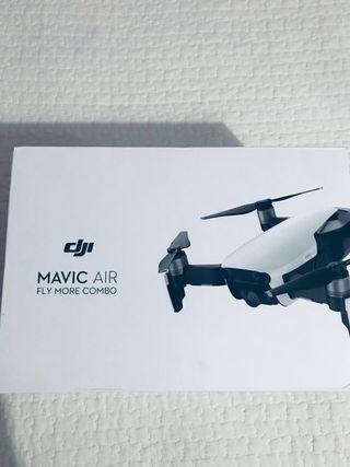 Dji mavic Air fly more combo ( 3 baterías)