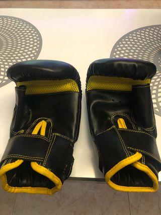 guantes de fitboxing
