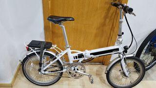 Bici eléctrica plegable QUIPPLAN Q10