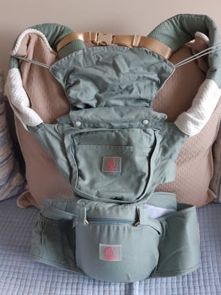 mochila portabebe ergonomica