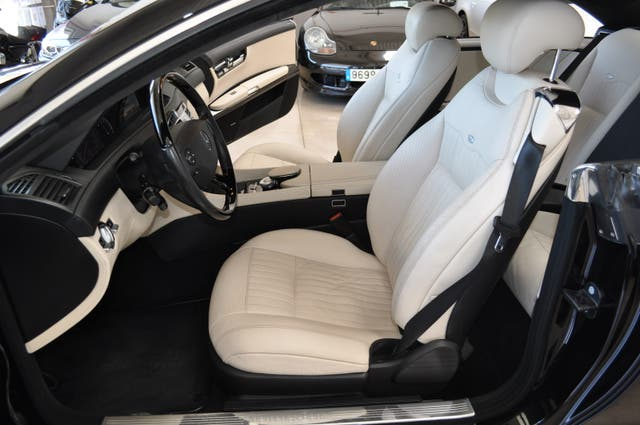 Mercedes-Benz CL500 DESIGNO CON TODOS LOS EXTRAS