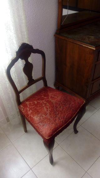 Butaca y cadira