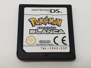 POKEMON BLANCA DS