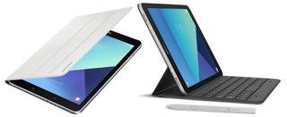 Tablet Samsung Tab S3 con teclado español