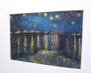 Noche Estrellada. Van Gogh.