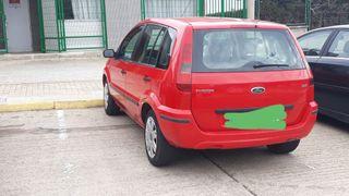 Ford Fusion 2004 TDCI 1,4 Diesel, con 81,000 km Reales, todo en buen estado, ITV al dia, rebicion echa ruedas recien compradas las 4 Lo vendo por cambio de coche Mi whatsap 631881739