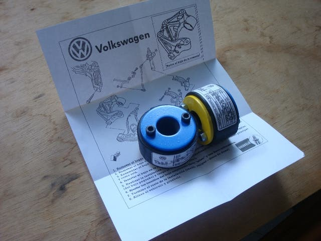 Silentblocks Trapecios Volkswagen Golf Passat