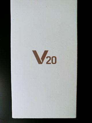 Lg V20 H990ds Titan