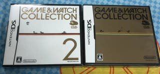 GAME AND WATCH COLLECTION