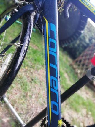 carrera tanneri cyclocross bike