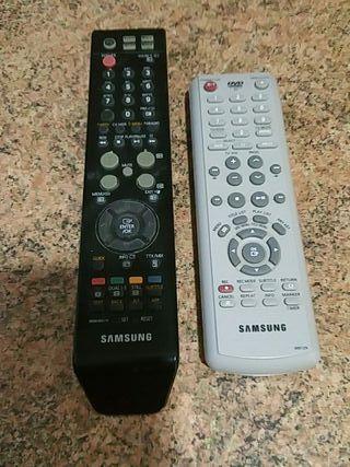 mandos a distancia